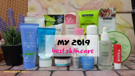 My 2019 Best Skincare