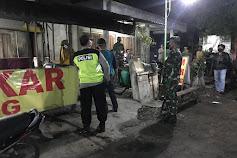 Koramil Karangdowo Patroli Gabungan Ppkm Putus Penyebaran Virus Covid 19