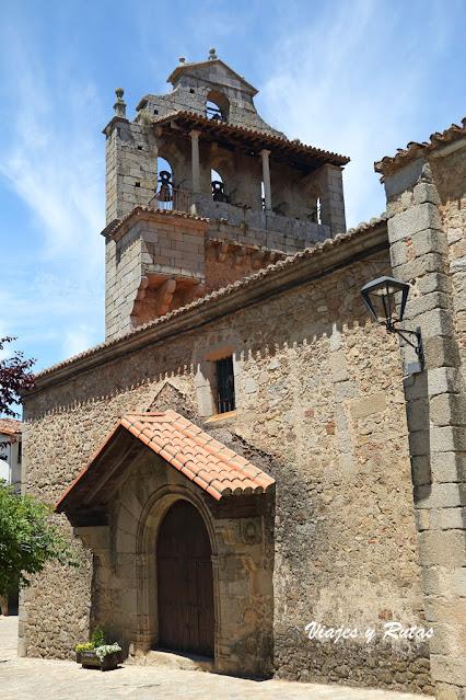 Iglesia de San Martín del Castañar