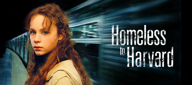 Homeless To Harvard Movie Film - Sinopsis (Liz Murray Story)