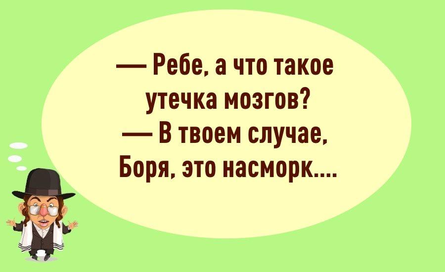 Смешные Одесские Анекдоты с Бородой