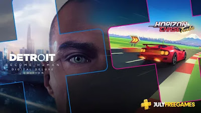 July 2019 PlayStation Plus