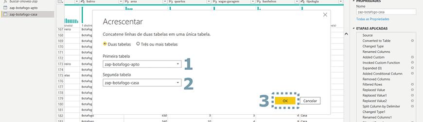 Guia passo a passo tratamento de dados com Power bi - figura 34