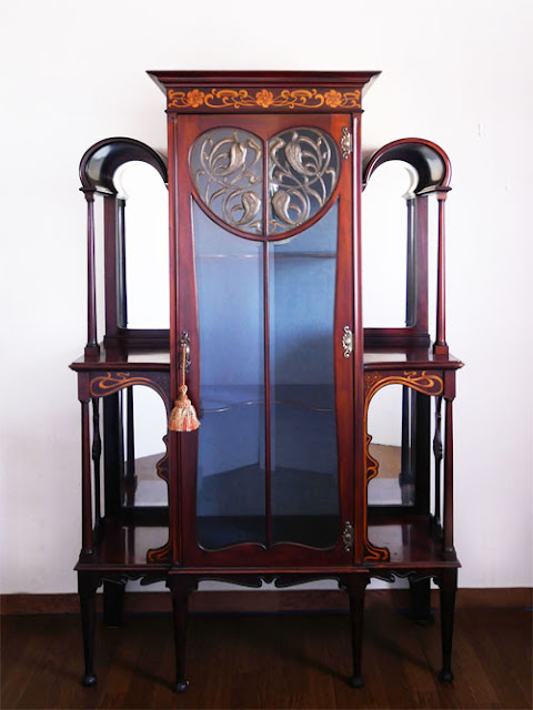 Victorian Mahogany Two Door Chiffonier Circa 1880 Vivid And Great In Style Cabinets & Cupboards