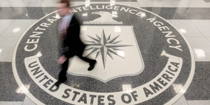 An Unknown Person Attempted A Walk-In At CIA Headquarters
