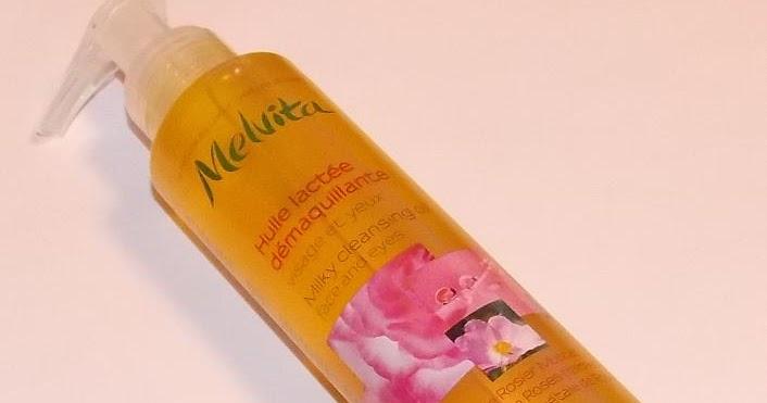 Масло для снятия макияжа розовый нектар melvita thumbnail
