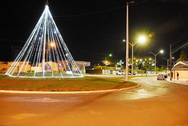 festas natalinas em Cristalina Go