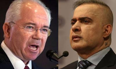 """Ramírez dice que Saab debe responder a CPI sobre """"vidas"""" de venezolanos"""