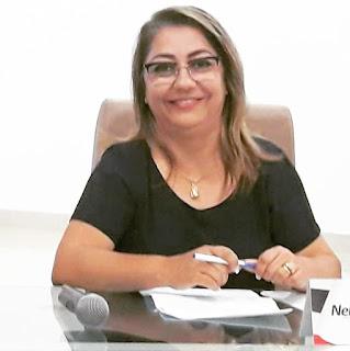 Em discurso, Vereadora Neide de Teotônio anunciou rompimento com o grupo Toscano