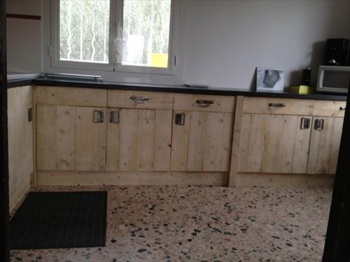 kitchen cabinet pallet