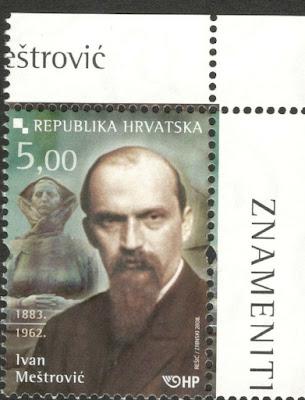 Croatia Ivan Mestrovic