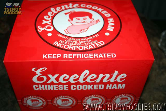 excelente cooked ham