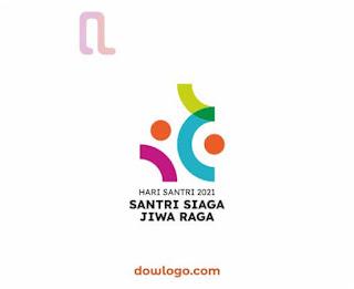 Logo Hari Santri Nasional 2021 - Kemenag Vector Format CDR, PNG