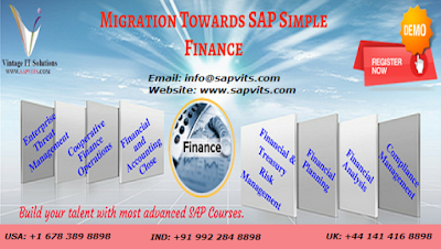 SAP Simple Finance Training