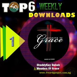 4wardGospel Weekly Top6 ( 01 - 08 December 2019)
