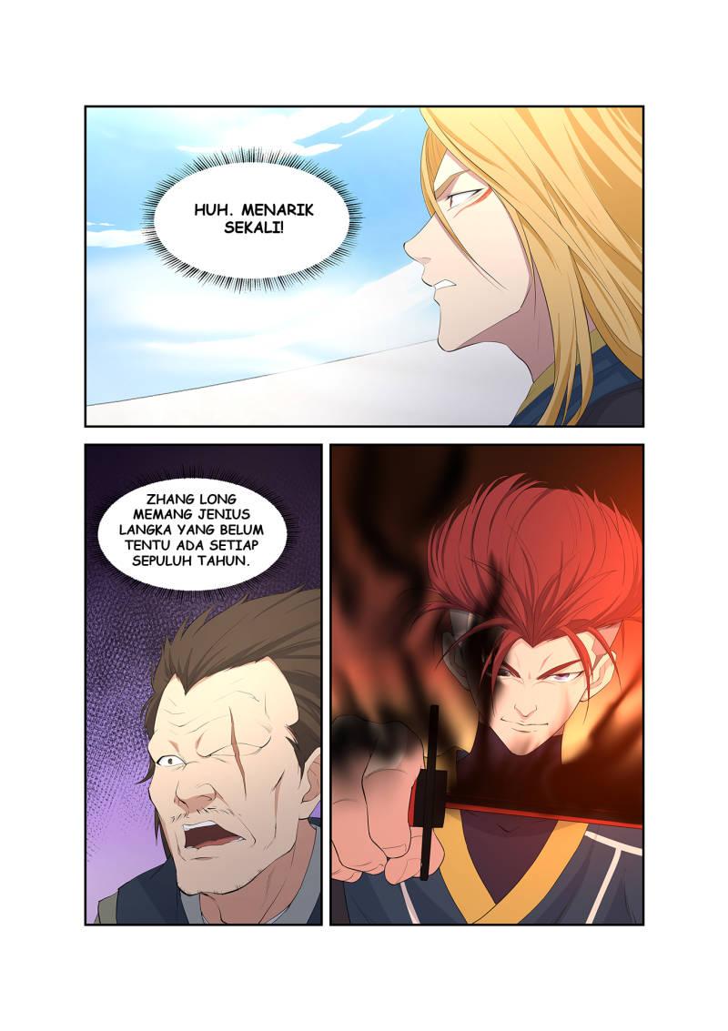Heaven Defying Sword Bahasa Indonesia Chapter 53