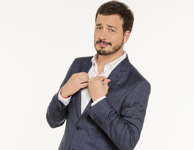 """Rafael Cortez está de volta ao Villa Open Air com stand-up solo """"Antivírus, o Show"""""""