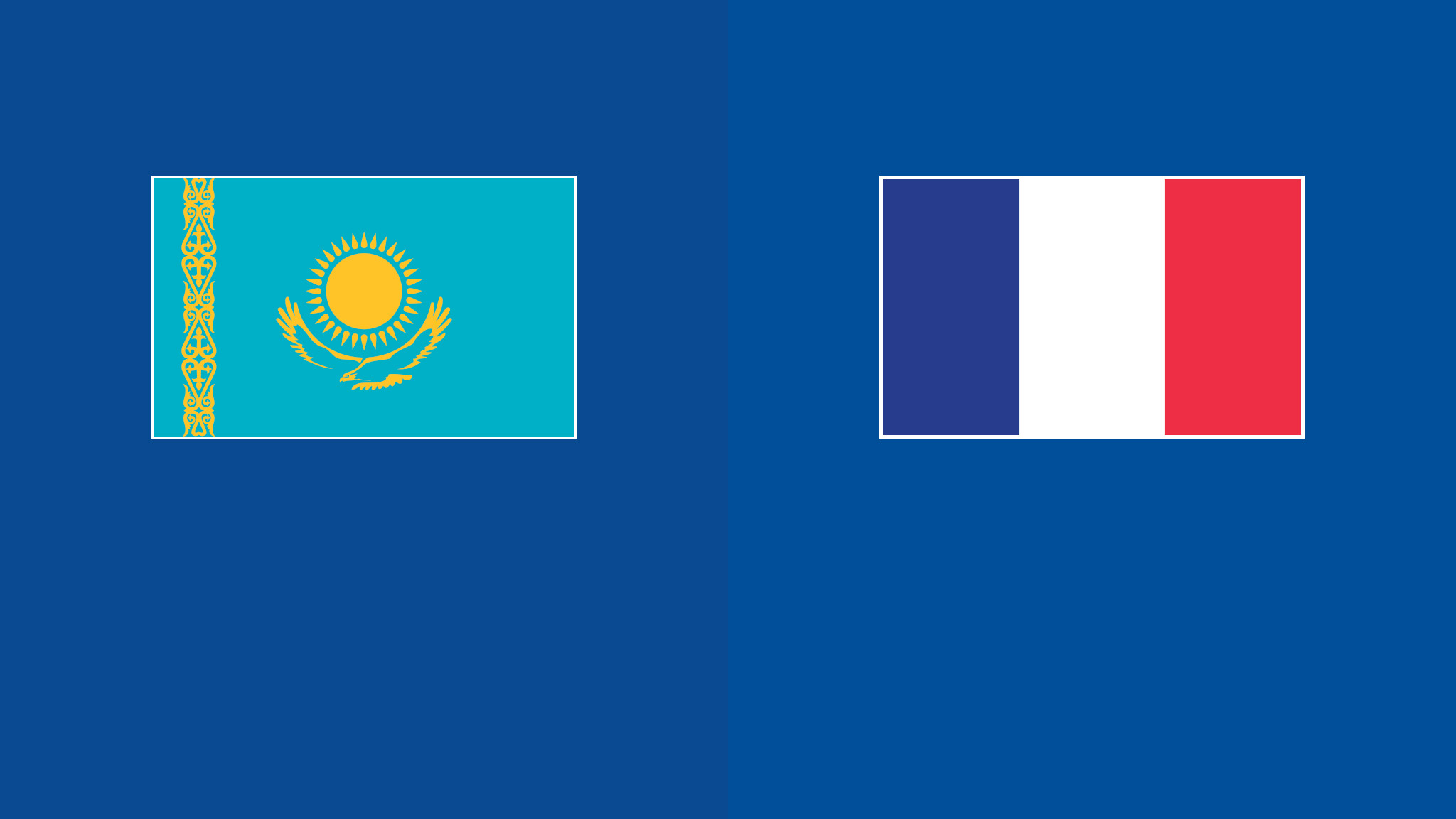 France vs kazaksthan