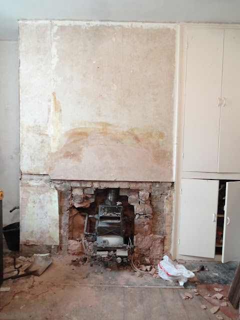 old back boiler in victorian house