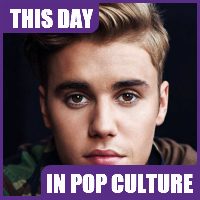 Justin Bieber was born on March 1, 1994.