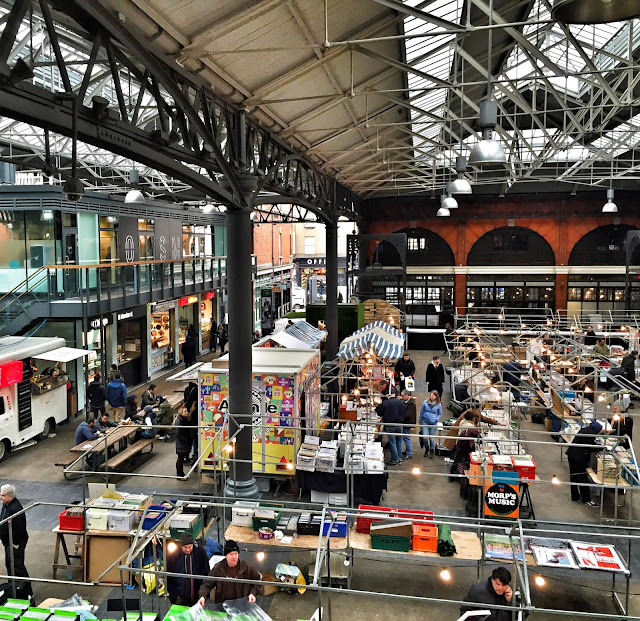 Spitalfields Market London