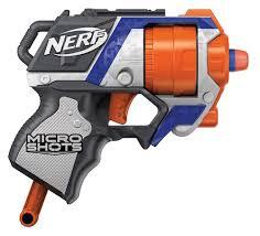Thiết kế nhỏ gọn của súng Nerf Micro Shots Strongarm