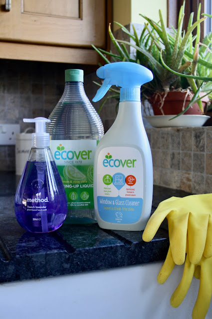 Ecover Viking cleaning products review
