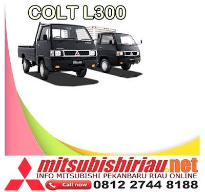 Simulasi Paket Kredit Murah Mitsubishi L300 Pekanbaru Riau Terbaru
