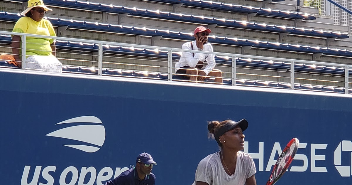 2019 U.S. Open Fan Week Qualifying Matches Results - Day 4 / Asia Muhammad, Darian King And Taylor Townsend Into Final Round