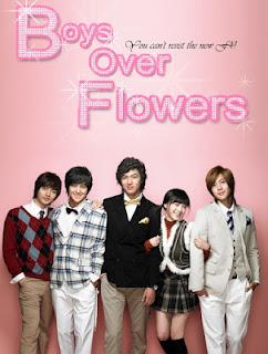 Boys Before Flowers drama korea terpopuler sepanjang masa