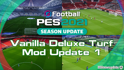PES 2021 Vanilla Deluxe Update 1 by Endo