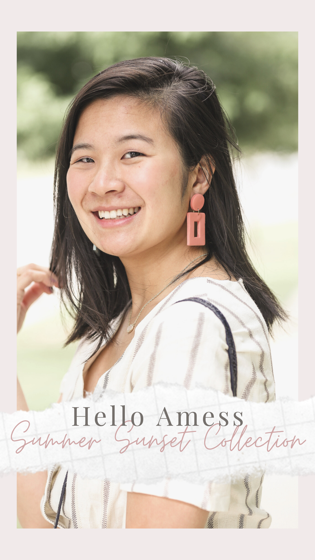 Hello Amess: Summer Sunset Collection