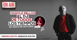 Manolo Bellon | El DJ de todos los tiempos
