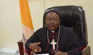 Government should deduct tithes from workers' salaries and forward to Church – Cleric