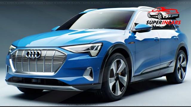Audi e-tron SUV 2020 The Luxury Class