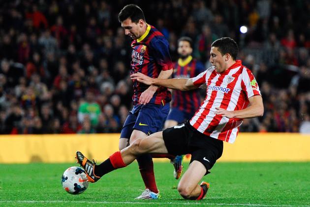 Jornada 21 Liga Santander: FC Barcelona vs Athletic de ...