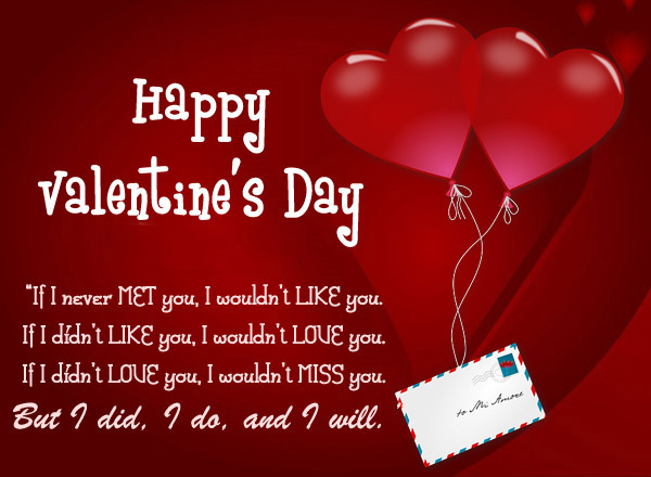 What to Write in A Valentines CardText Messages for Valentines – Messages to Write in a Valentines Card