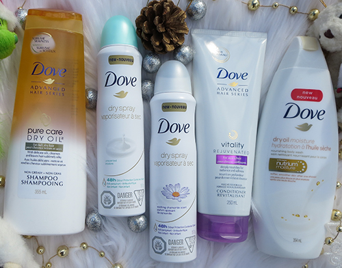 Dove Winter Prize Pack ~ #Review #Giveaway
