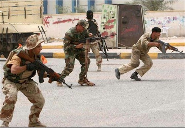 10 چەکداری داعش لە نەینەوا دەستگیرکران