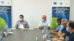 Contract semnat pentru extinderea rețelei de apă și canalizare în Calafat și Maglavit