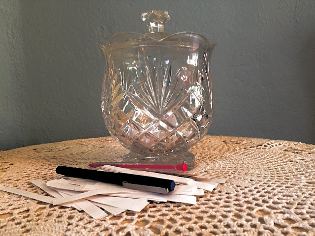 Jar of Gratitude