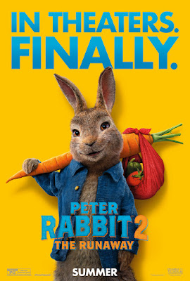 Peter Rabbit 2: The Runaway (2021) English 5.1ch 720p | 480p HDRip ESub x264 700Mb | 250Mb