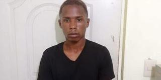 DICRIM apresa hombre acusado de robos a mano armada