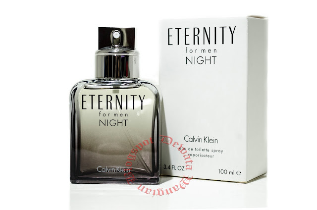 CK Eternity Night For Men Tester Perfume