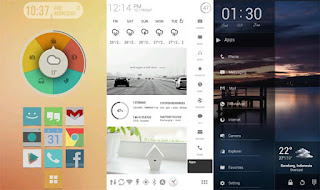 Buzz : Launcher Android Terbaik