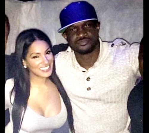 The Hot Model Peter Okoye of P-Square was Accused of Cheating with, Releases Statement (Photos)