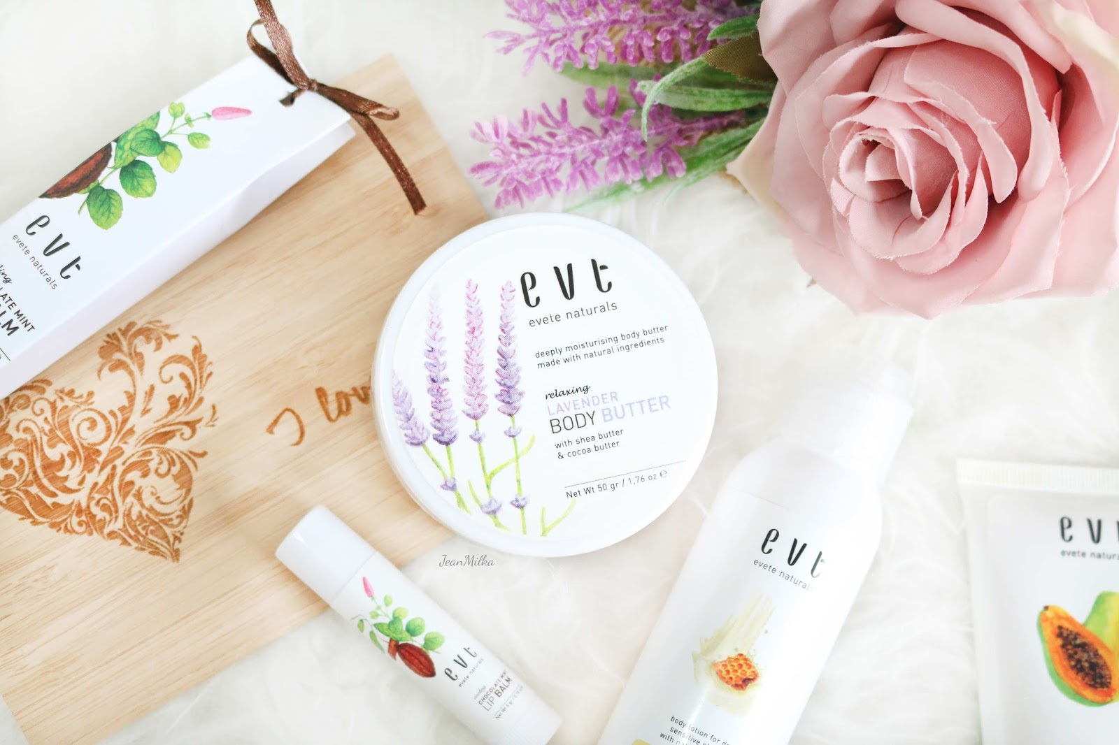 evete, evete naturals, skincare, body lotion, body butter, review evete, produk indonesia, body care, evt, review evete naturals