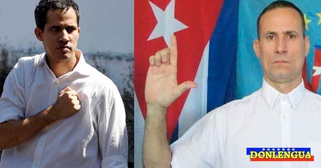 Juan Guaidó se solidarizó con Líder Democrático de Cuba