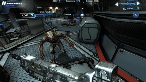 dead effect adalah game tembak-tembakan android