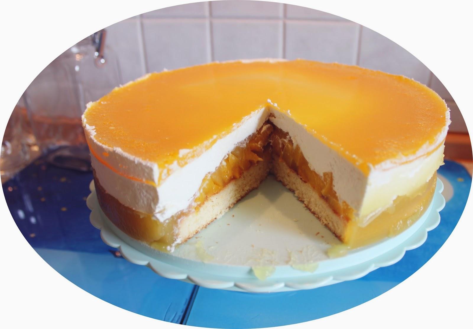 GastpostEvent Maracuja Torte von Julia G Foodqueens